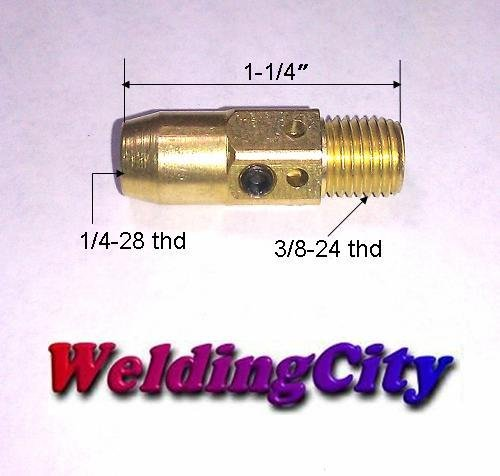 weldingcity-5-pk-gas-diffusers-54a-for-lincoln-magnum-300-400amp-and-tweco-34-mig-welding-guns