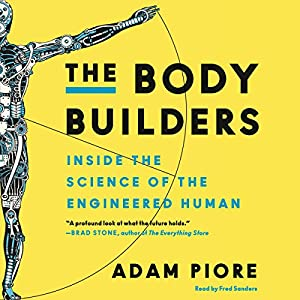 The Body Builders Audiobook