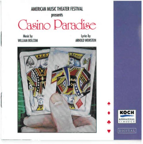 - American Music Theater Festival presents Casino Paradise