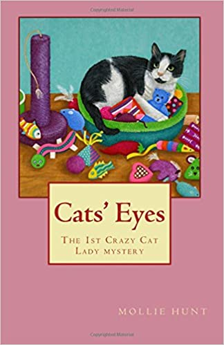 Book Cats' Eyes: Volume 1 (Crazy Cat Lady mysteries)