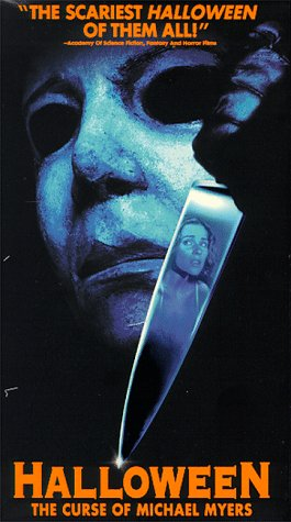 Halloween: Curse of Michael Myers [VHS] (Halloween Movies Disney)