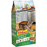 Purina Friskies Indoor Delights Dry Cat Food, 6.3 lb. Bag (Pack of 2) Review