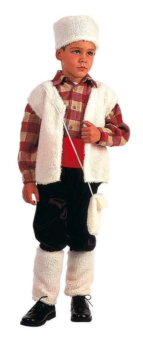 LLOPIS - Disfraz Infantil Pastor t-5: Amazon.es: Juguetes y juegos