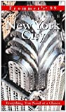 img - for Frommer's 99 Portable New York City (Frommer's Portable Guides) book / textbook / text book