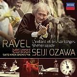 Ravel: L'Enfant et les Sortil??ges Sh??h??razade / Alborada del Gracioso