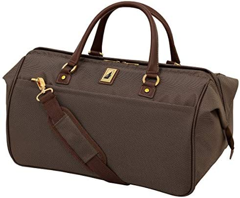 London Fog Kensington II 20 Wide Mouth Duffle, Bronze