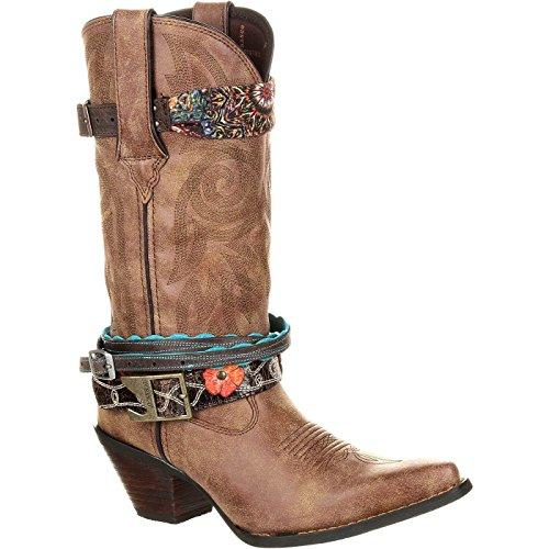 Durango Crush Women's Accessorized Western Boot Brown ()
