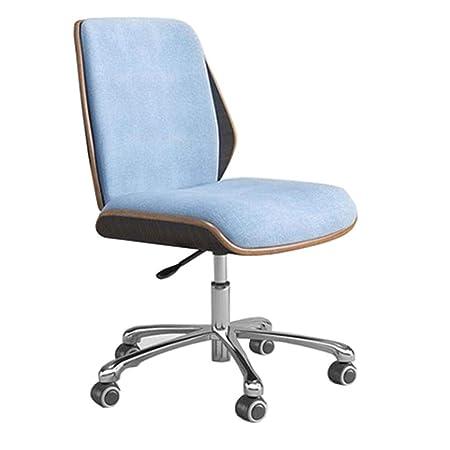 de d'ordinateur chaise en LJFYXZ Dossier bois bureau chaise HIEDYeW29