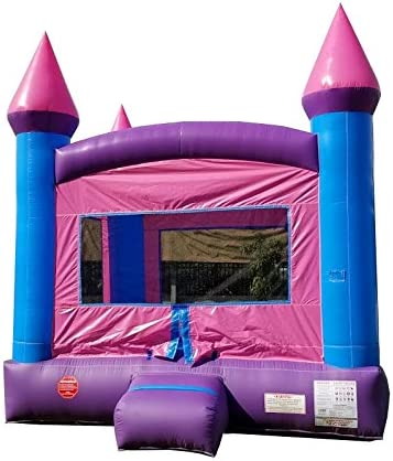 Amazon.com: Inflable rebote casa, 13-foot por 13-foot área ...
