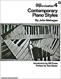 img - for Jazz Improvisation 4: Contemporary Piano Styles book / textbook / text book