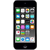 Apple iPod touch 64GB WiFi MP3 Player 6th Generation - Space Gray (Certified Refurbished)