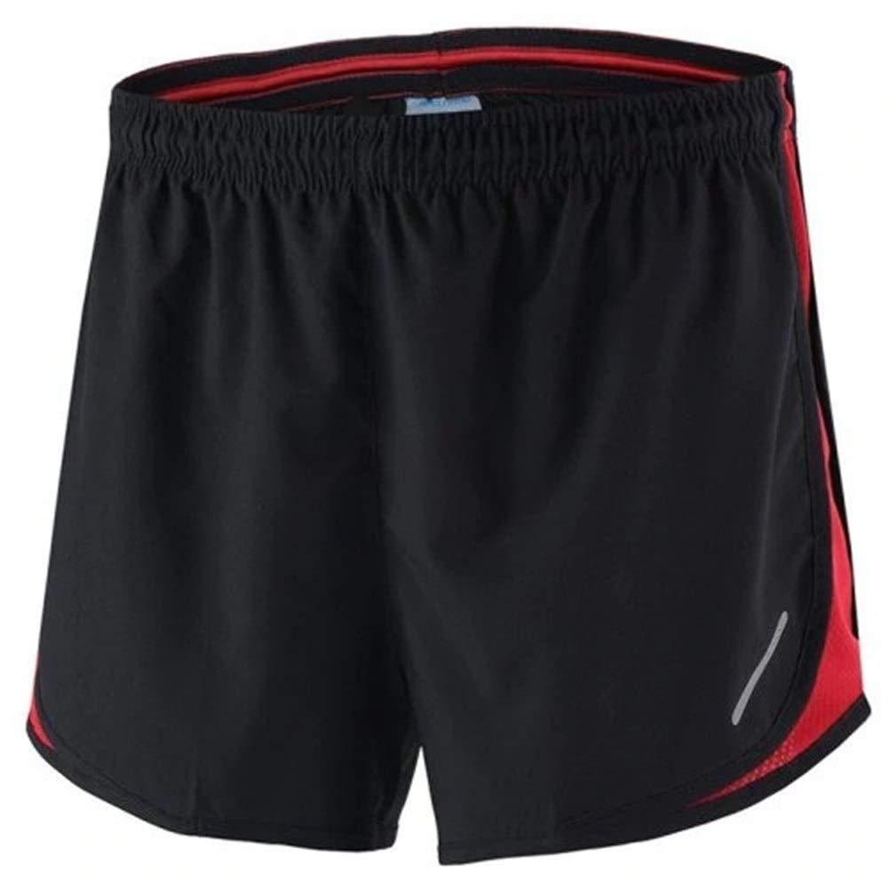 V/êtements de cyclisme Arsuxeo B165 Homme Short de running /à s/échage rapide pour hommes Pantalon /à s/échage rapide pour hommes avec section mince en /ét/é Short de sport dext/érieur extensible Pantalon d/&e