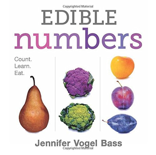 B.O.O.K Edible Numbers: Count, Learn, Eat<br />D.O.C