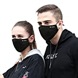 N95 Respirator Masks PM 2.5 Anti-haze Masks 4 Layer Filter Insert Protective Filter Media Insert Activated Carbon Cotton Face Mouth Masks