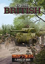 Flames of War: Late War: D-Day British Book (FW264)