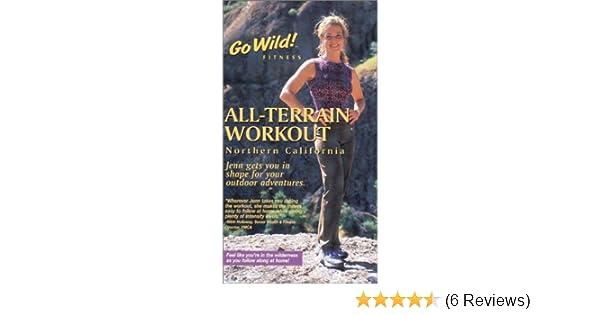 Amazon.com: Go Wild! Fitness: All-Terrain Workout [VHS]: Jenn Varno: Movies & TV