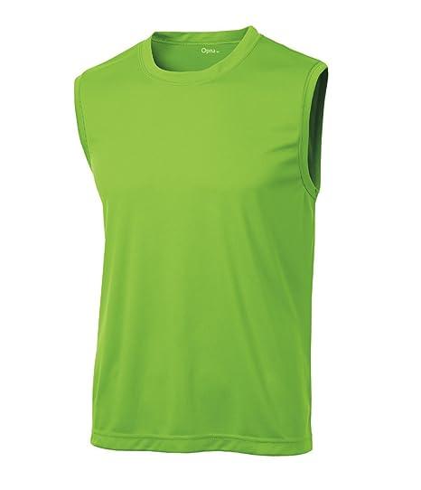 88f21c765d4c39 Amazon.com  Opna Mens Sleeveless Muscle T-Shirts  Clothing