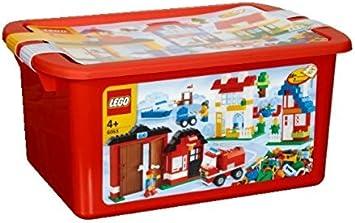 LEGO Bricks & More 6053 - Mi Primera Ciudad: Amazon.es: Juguetes y juegos