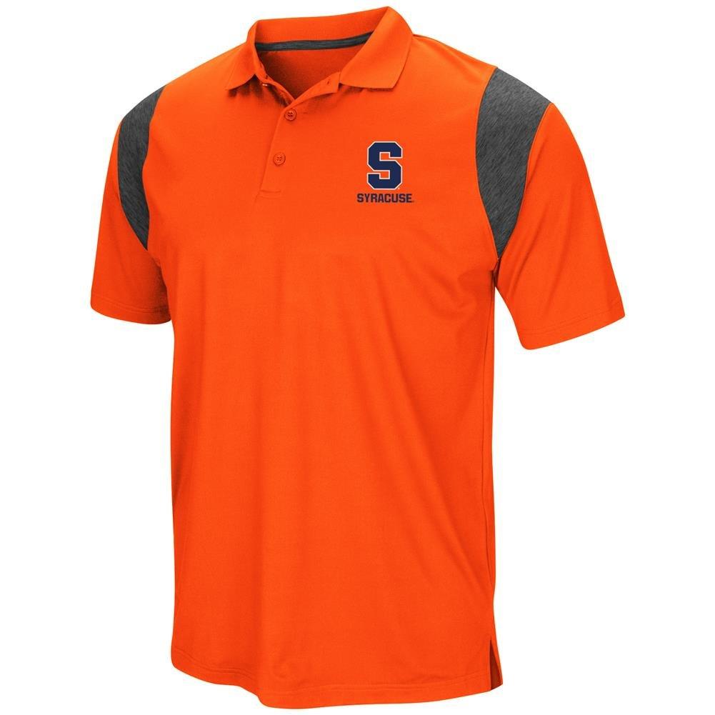 Colosseum Syracuse Orange Mens Orange Friend Polo Shirt