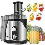 Best Home Juicers - ELEHOT Juicer Machine Juice Extractor 700 Watt Wide Review