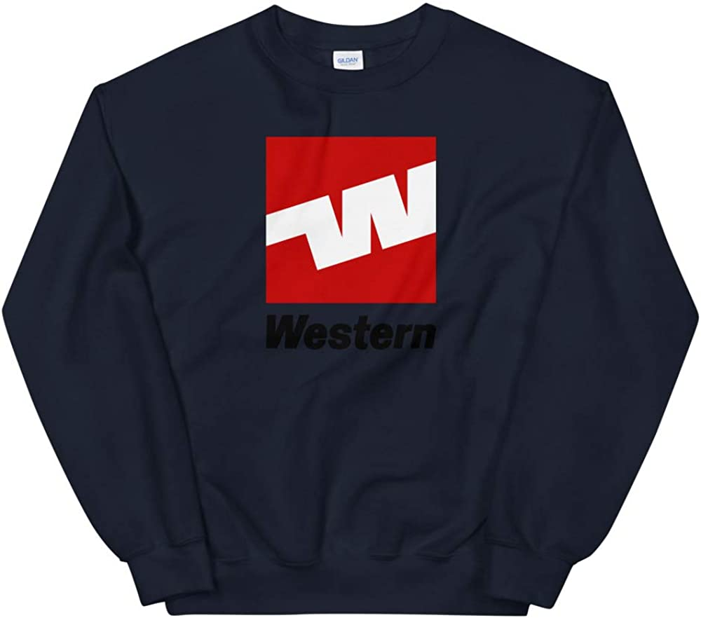 Western Airlines Unisex Sweatshirt