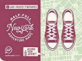 Half-full Adventure Map: New York (Half-full Adventure Maps)