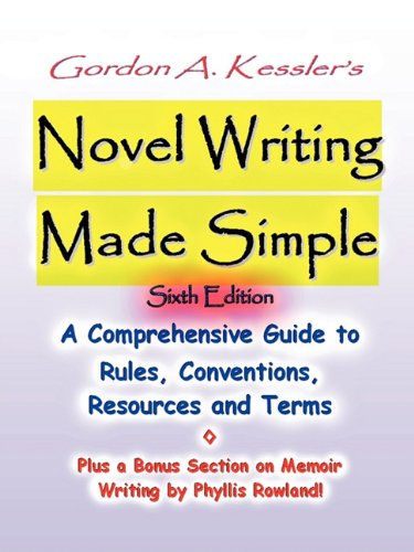 NOVEL WRITING MADE SIMPLE