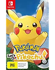 Pokémon: Let's Go, Pikachu! - Nintendo Switch