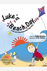 Luke's Beach Day: A Fun, Interactive, and Educational Kids Yoga Story Kindle Edition
