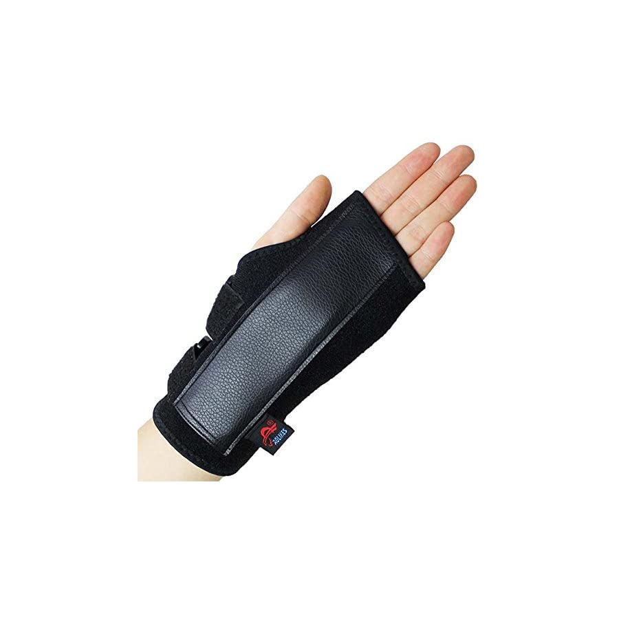 Jadedragon Wrist Brace Wris Support for Carpal Tunnel, Tendonitis, Wrist Pain Mouse hand syndrome& Sports Injuries For men and women Left and right hand