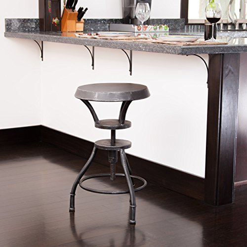 industrial style bar stools with backs nz amazon design adjustable height stool kitchen dining for sale melbourne