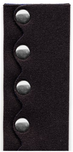 Hair Glove 8 Neoprene Biker Black Hair Accessory 20120 by Hair Glove