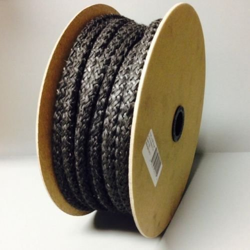 65-spool-5-8-black-fiberglass-rope-gasket-aw-perkins-157-wood-stove-door-seal