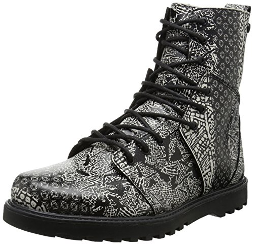 Black 5 Combo Combat Go Boot Women's Figure Volcom US 6 M 8qfXBq