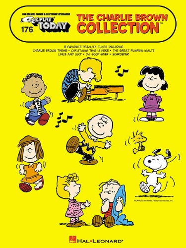 Collection Today - The Charlie Brown Collection: E-Z Play Today Volume 176 (E-Z Play Today, 176)
