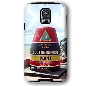 Key West Southern Most Point Marker Florida Samsung Galaxy S5 Armor Phone Case wangjiang maoyi