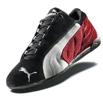 c348530a81 Puma Schuh Repli Cat Low, Größe 37, schwarz/rot/weiß: Amazon.de ...