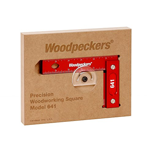 Woodpeckers Precision Woodworking Wall Mountable Imperial