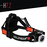 Ledlenser - H7.2 Headlamp, Black (FFP)