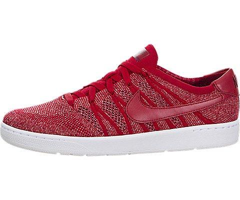NIKE Tennis Classic Ultra Flyknit Mens Sneaker Red 830704 600, Size:44.5