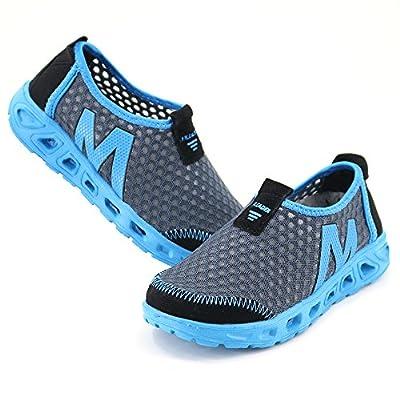 Aleader Boys Water Shoes Breathable Mesh Sport Sneakers Running (Little Kid/Big Kid)