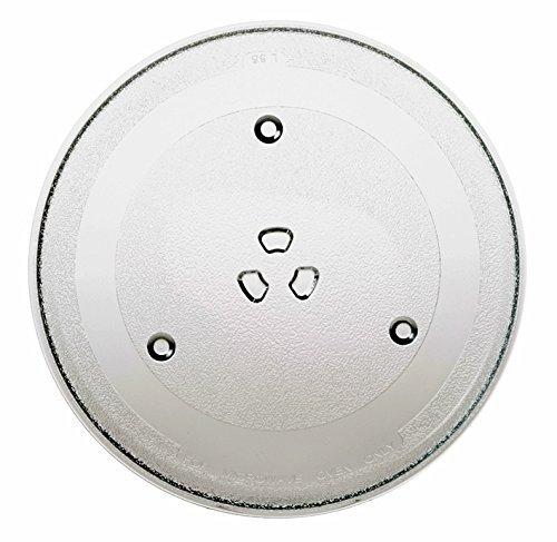 Nuevo horno de microondas plato giratorio placa de cristal ...