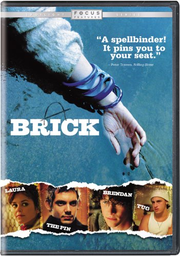 DVD : Brick (Subtitled, Dolby, AC-3, Widescreen)