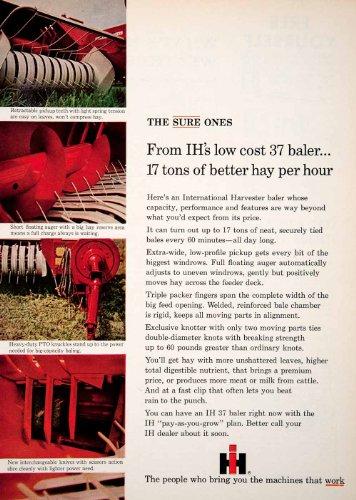Review 1965 Ad International Harvester