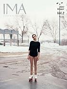 IMA(イマ) Vol.2 2012年11月29日発売号