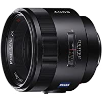 Sony Planar T 50mm F1.4 ZA SSM SAL50F14Z - International Version (No Warranty)