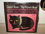 the velvet beat LP