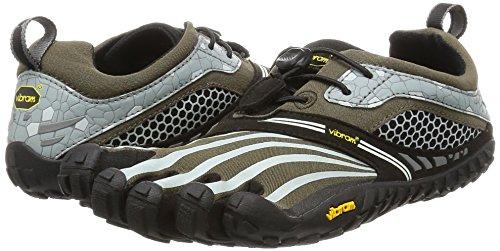 Vibram Ls Femme Running Trail Fivefingers Chaussures Vert Spyridon Pour FqFZPwBS