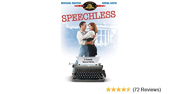 Amazon com: Speechless: Michael Keaton, Geena Davis, Christopher