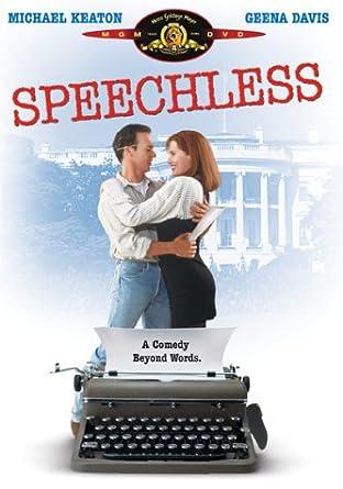 52e35f33b32c Amazon.com  Speechless  Michael Keaton